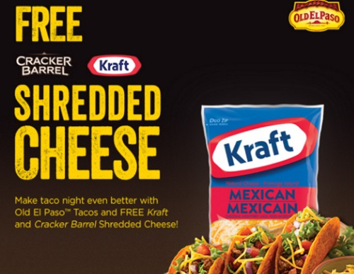 Kraft Free Shredded Cheese