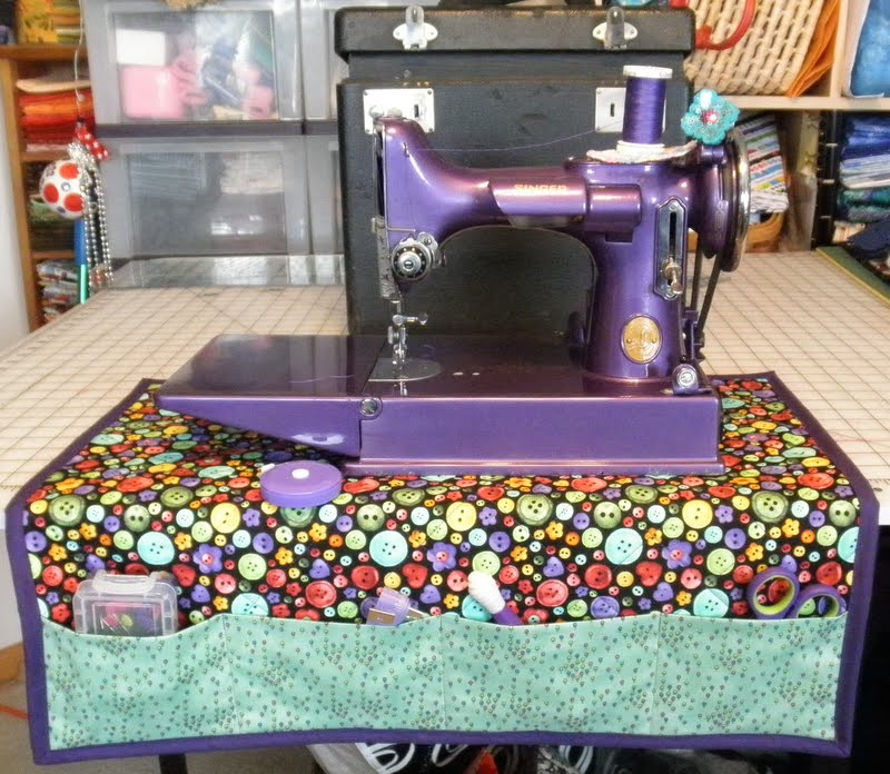 featherweight sewing machine lamp cheryls teapots2quilting national sewing machine day