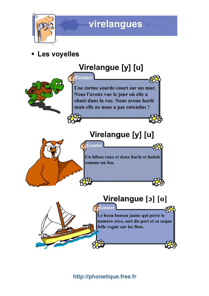 http://phonetique.free.fr/virelangues.pdf