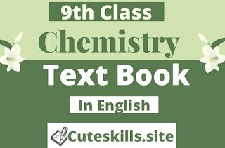 9th class Chemistry Book pdf Download - Punjab Textbook board