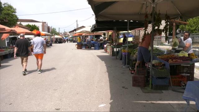 Στυλίδα: Να επανέλθει η λειτουργία των λαϊκών αγορών στην προ κορονοϊού εποχή ζητούν οι παραγωγοί (video)