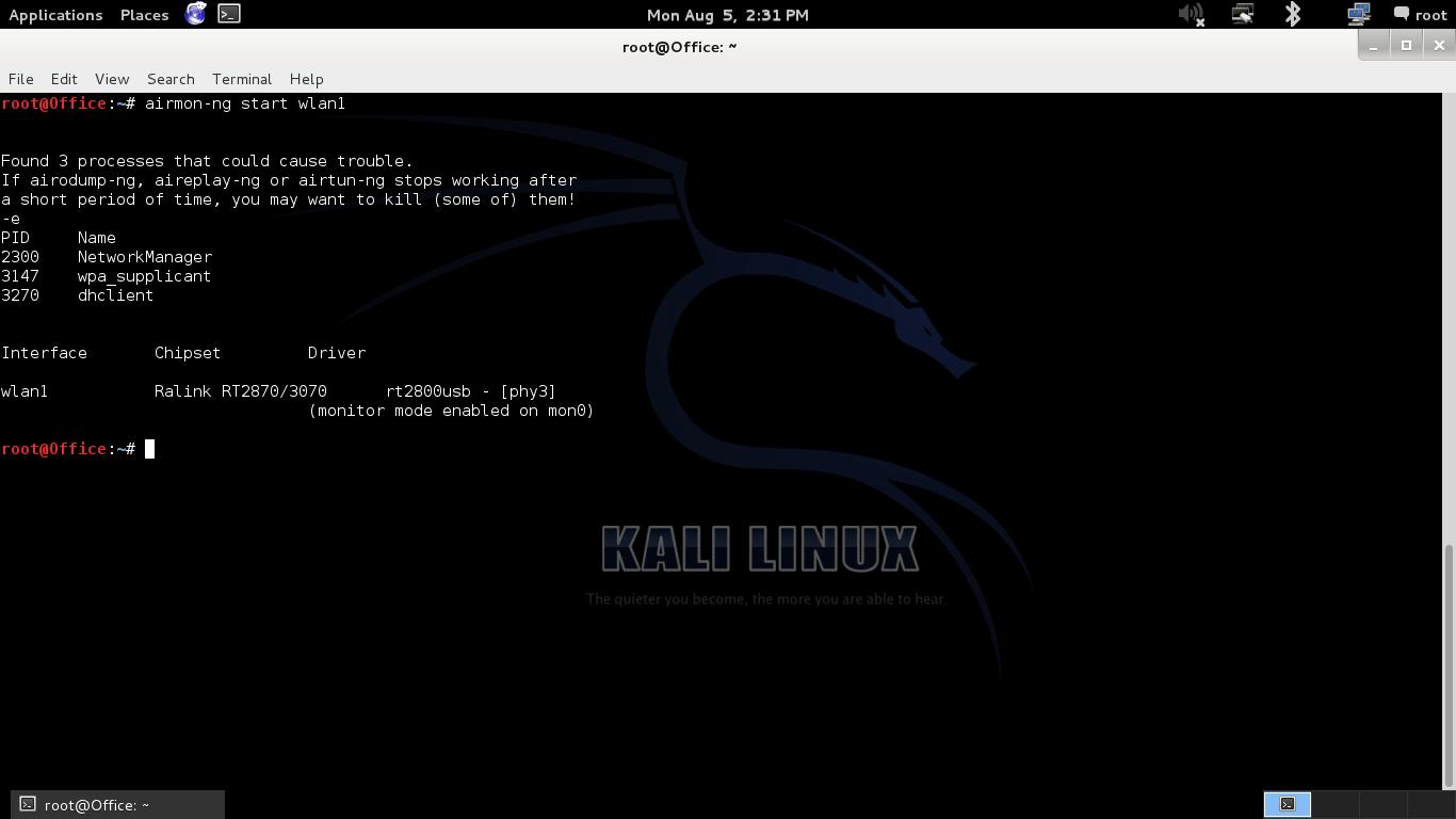 Hack WPA/WPA2 WPS - Reaver - Kali Linux - Kali Linux Hacking