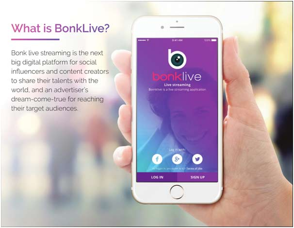 "The ""Social Aspect"" offered by BonkLive"