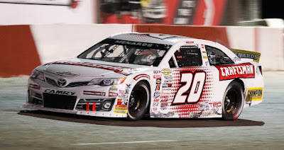 Corey Heim Muscles by Ty Gibbs To Win #ARCA