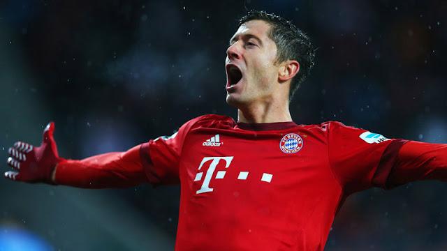 Bayern Munich: Lewandowski Tidak Untuk Dijual