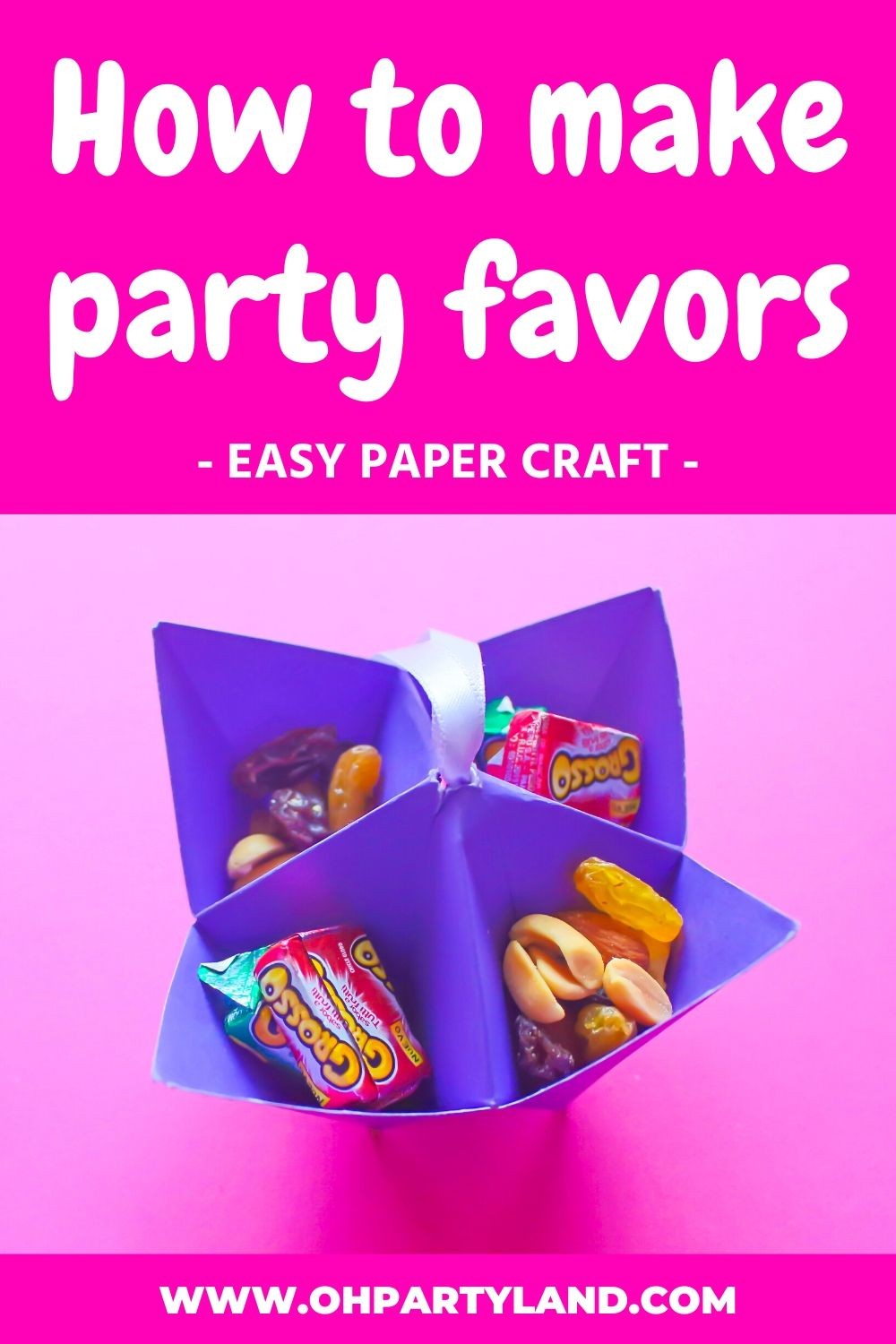 how-to-make-party-favors