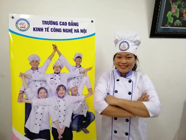 Tuyển sinh Trung cấp nấu ăn năm 2020 tại Sơn La