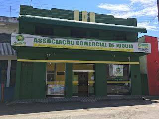 Associação Comercial Industrial e Agropecuária de Juquiá divulga decreto de medidas preventivas
