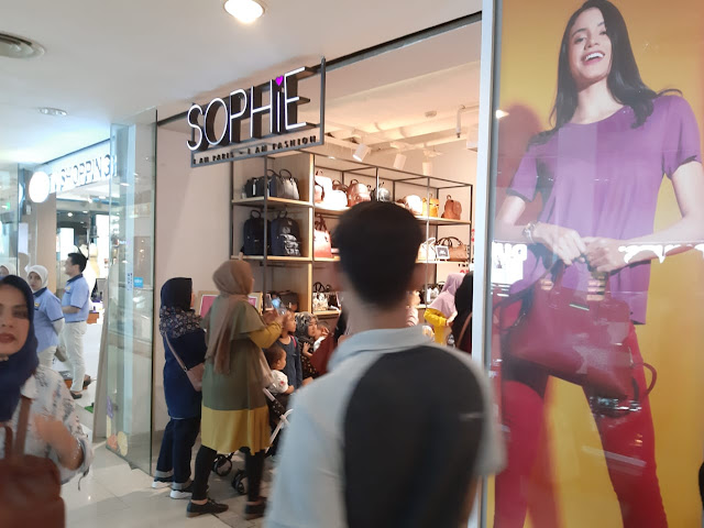 Launching Katalog Sophie Paris Mei 2019