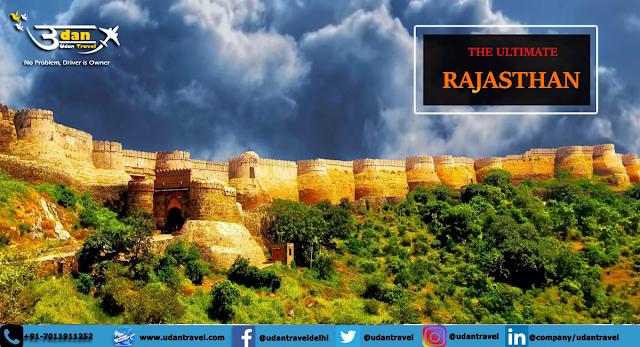 Jaipur Ajmer Pushkar tour packages from Delhi