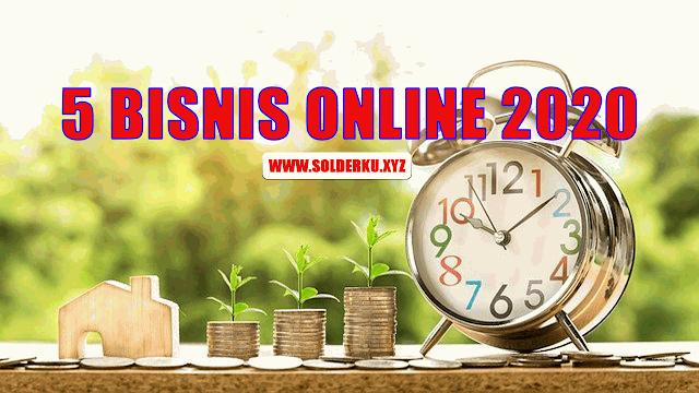 Bisnis Online 2020 Tanpa Modal
