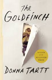 THE GOLDFINCH - BOOK COVER