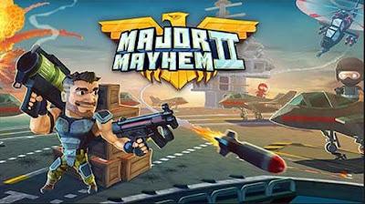 Major Mayhem 2 Mod Apk Download