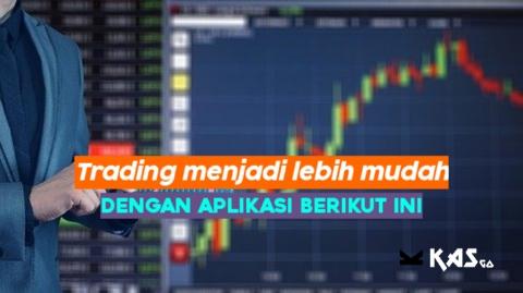 Aplikasi trading online