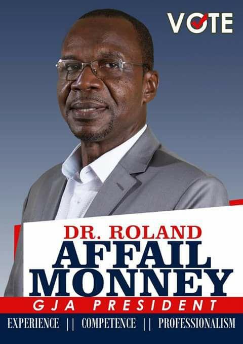 Affail Monney re-elected GJA President