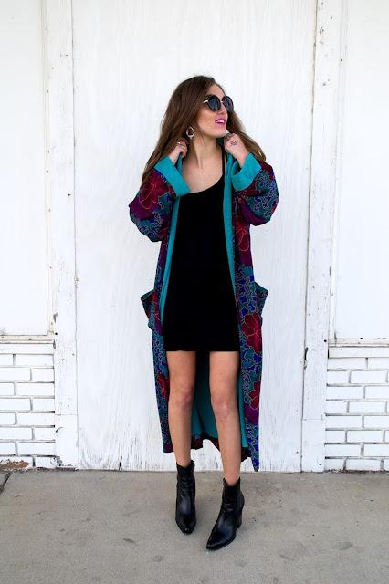 Robe coat trend