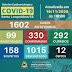 Boletim Epidemiológico Covid-19| 19/11/2020