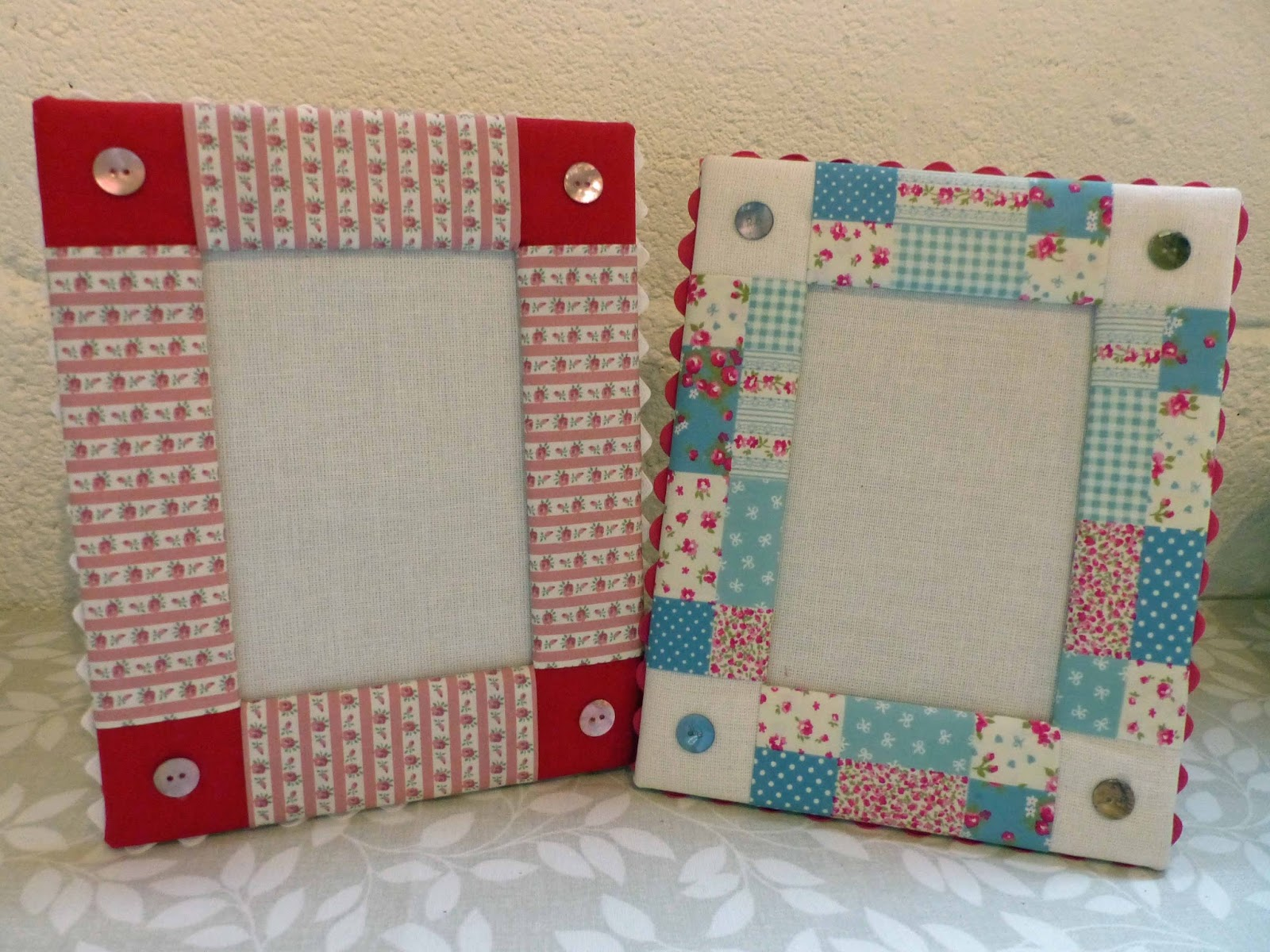 Somerset Stitch: Quick Stitch - Fabric Frame
