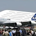 See the world's largest passenger plane, together 10,00 people can travel - video