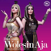 Lirik Lagu Duo Cantik - Wolesin Aja