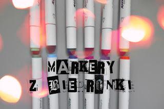Markery do prac artystycznych z Biedronki