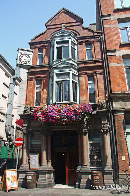 Stags Head, Dublin
