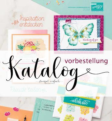 Stampin Up Katalog 2018