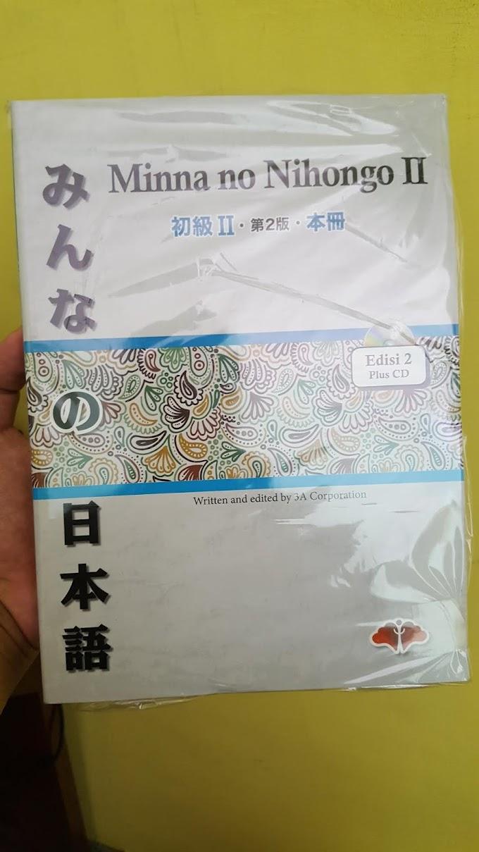 Minna No Nihongo 2 TEXTBOOK