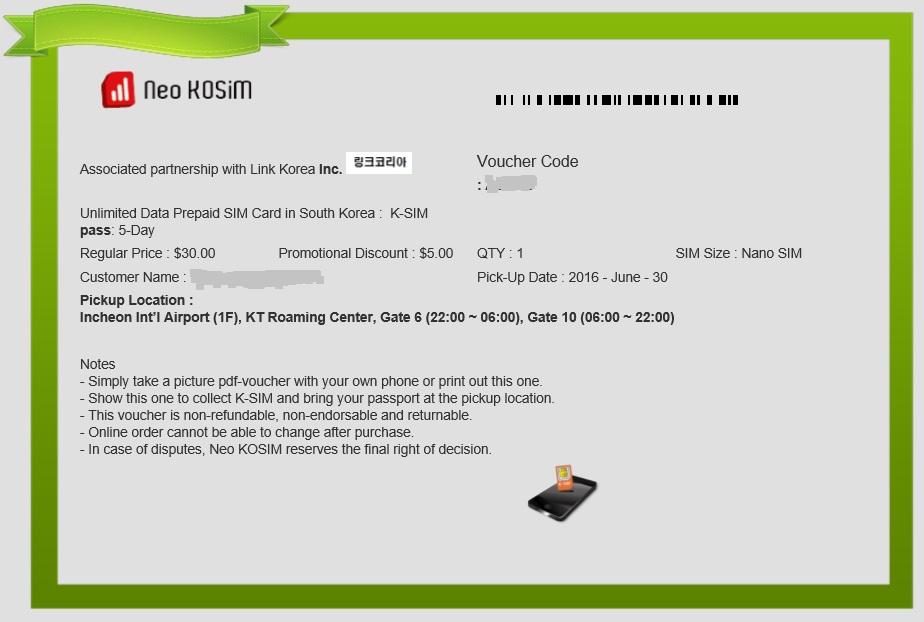 FAQ about Payment NeoKOSIM – Make Your Own Voucher
