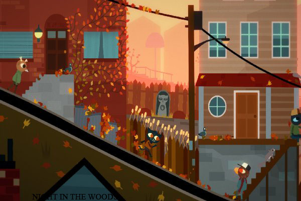 Night in the Woods Game Free Download