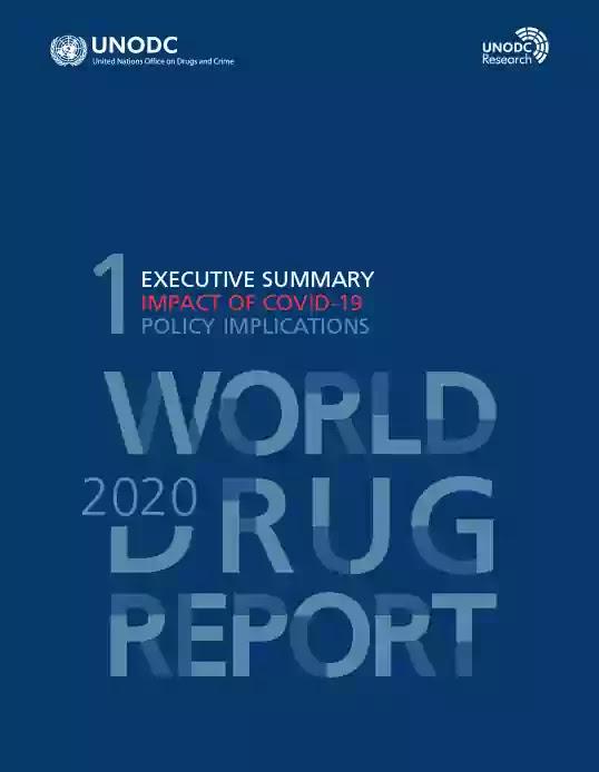 UNODC World Drug Report 2020