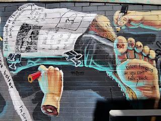 Katoomba Street Art | Alex Grilance