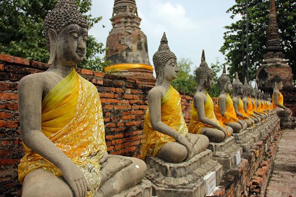 Ayutthaya: Parc historique