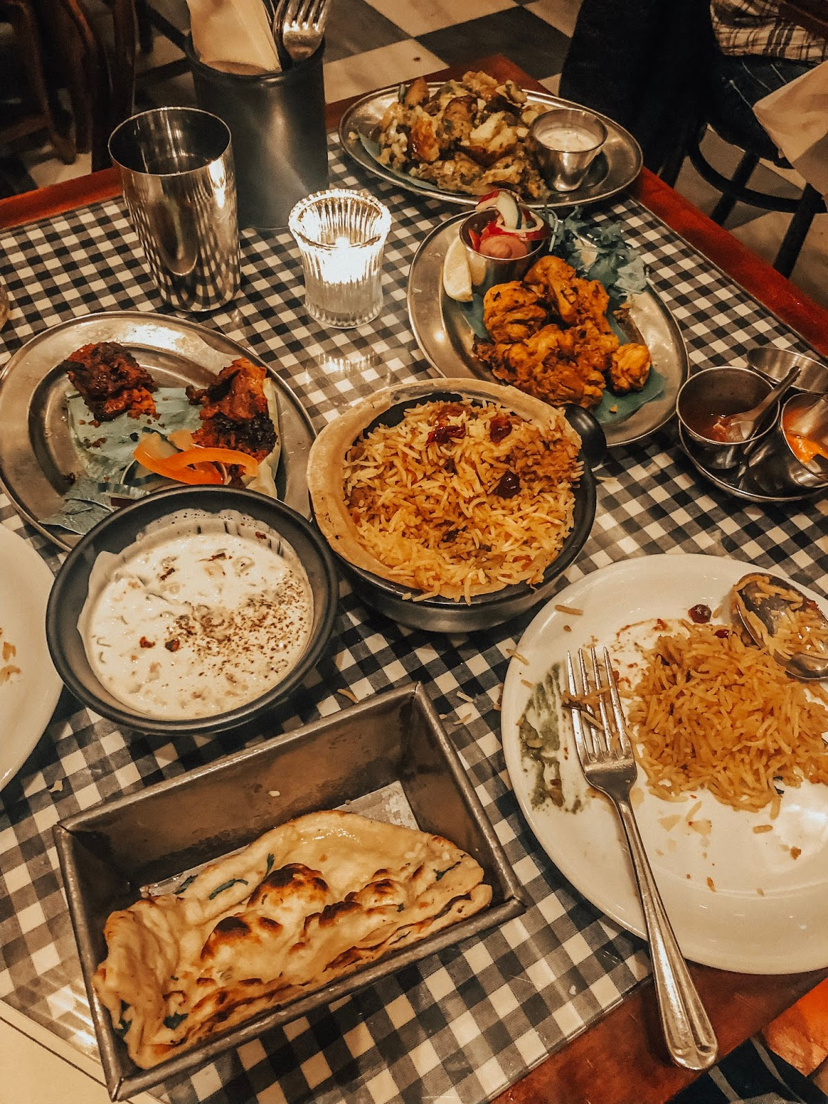 dishoom food