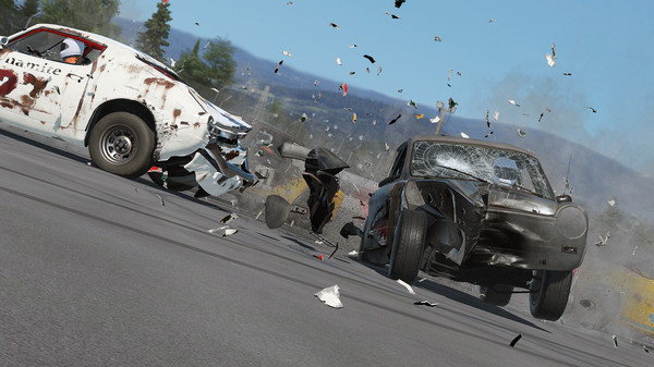 Next Car Game: Wreckfest - March Update 3