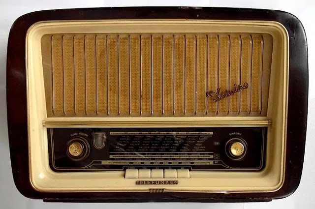 radio zaman Jepang