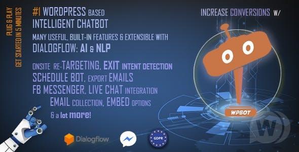 ChatBot for WordPress – chat bot on WordPress