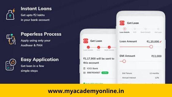 Navi Instant Personal Loan