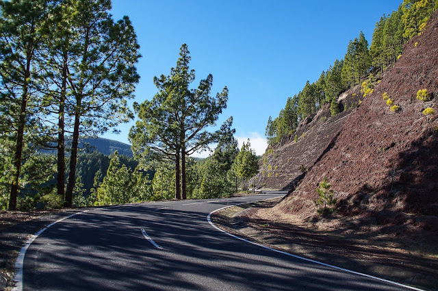 Tenerife A Hiker and Mountain Biker Paradise, roads