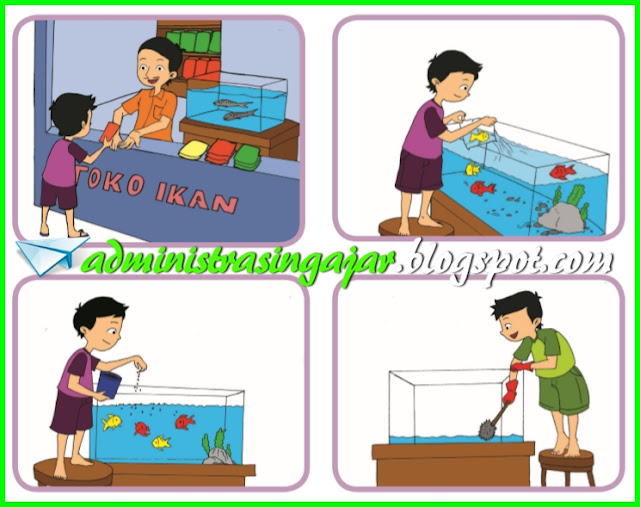 Kunci Jawaban Kelas 3 Tema 2 Subtema 4 Pembelajaran 4 Halaman 183-186