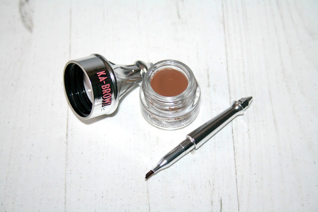 Bigger and Bolder Brows with Benefit
