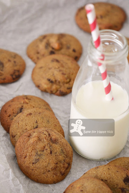 perfect melt and mix chocolate chips cookies