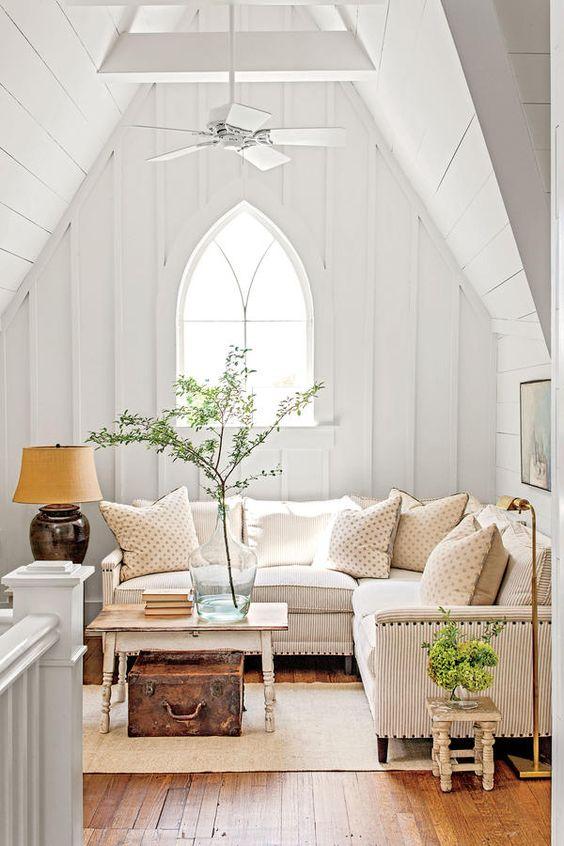 the loft cottage style