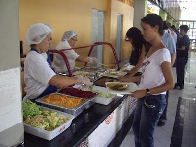 Agevisa interdita restaurantes universitários da UFPB, em Areia e Bananeiras
