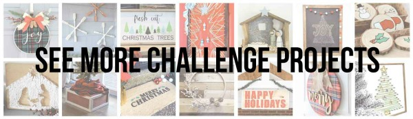 wreath and door decor challenge