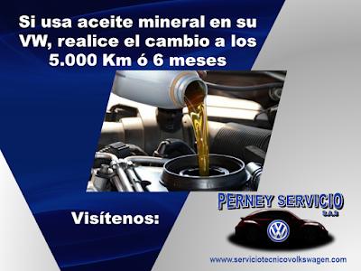 Cambio de Aceite Volkswagen Bogota