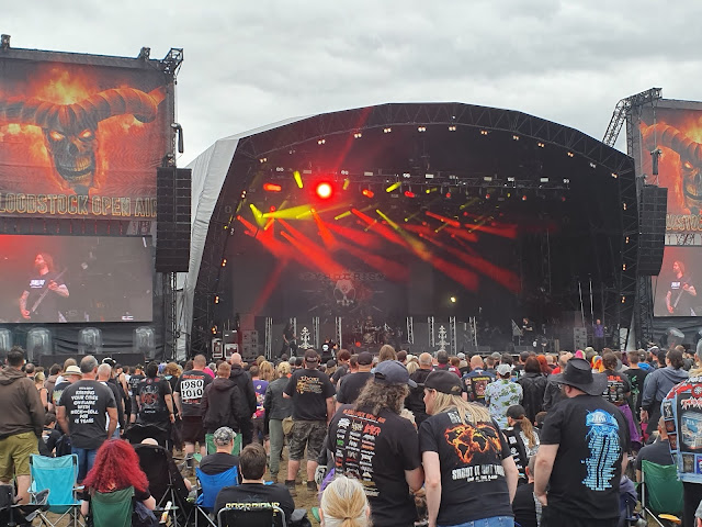 Hypocrisy at Bloodstock 2019