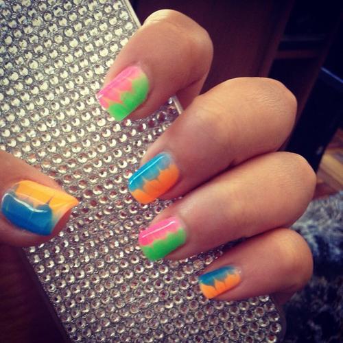como decorar uñas faciles y bonitas