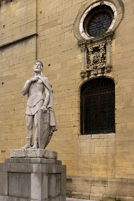 Alfonso II el Casto, Oviedo