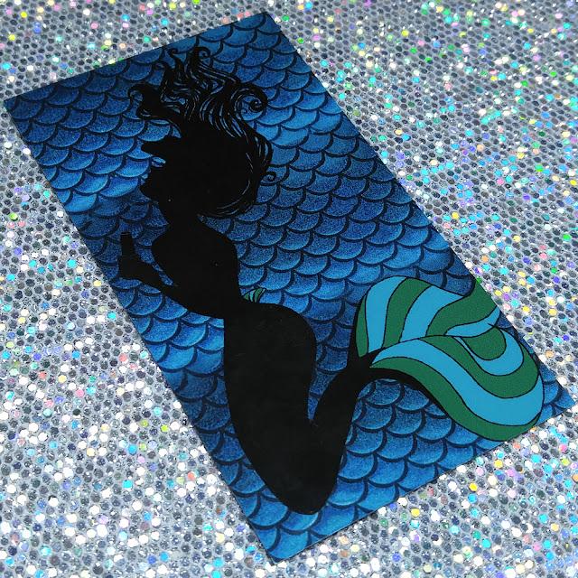 Cut Throat Cuties - Mermaid Magnet